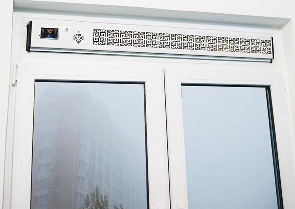 窗式新风净化器JT-105