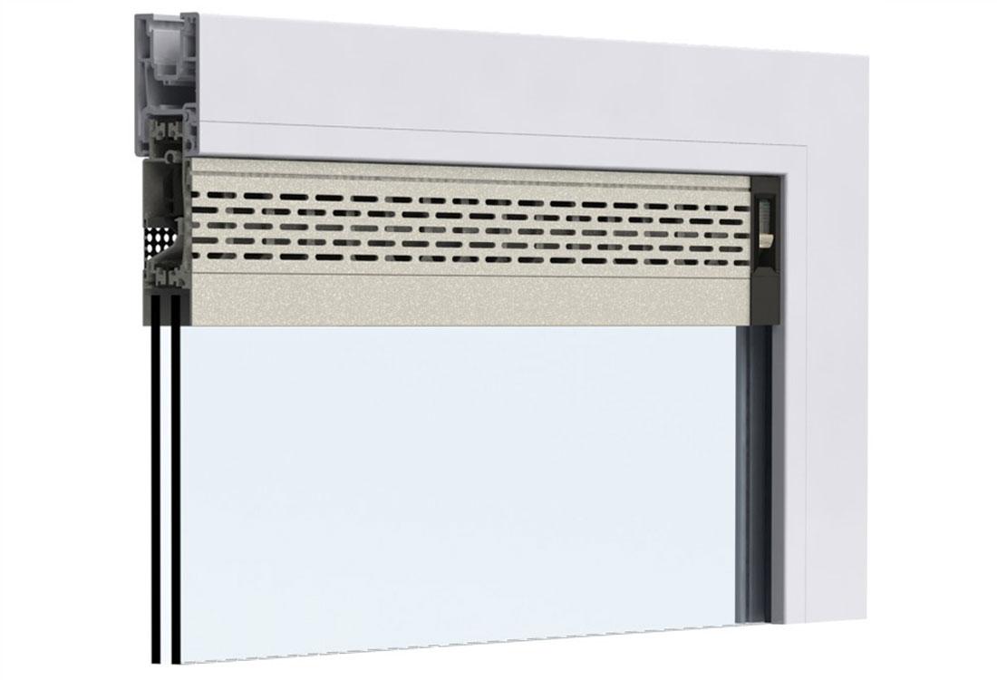 门窗自然通风器JT-210